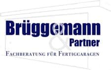 Brüggemann & Partner - Fachberatung für Fertiggaragen - Logo